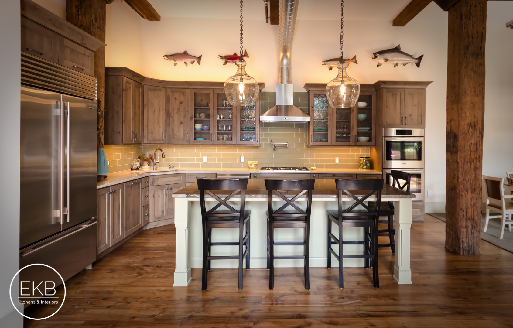 Photo Gallery Finished Kitchens 2