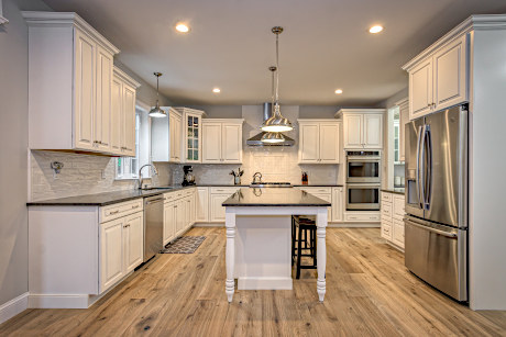 Photo Galleries of our Kitchen Renovation and Install | EKB